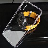 Crystal Clear Case for iPhone 12 mini 11 برو xs ماكس xr x 6 7 8 شفافة الكمبيوتر الصلب الغلاف الخلفي حالة سليم OPP حزمة