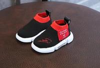 Sapatos Nova Primavera Crianças solas macias meninas 0-1 anos de idade do bebê da criança Meninos sapatos de verão pano Net sapatilhas ocasionais planas