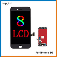 100% Original LCD For iPhone 8 iPhone 8G LCD Display Touch D...