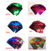 50 folhas 20x29 Cm A4 Hot Stamping Foil Paper para laminação Laminador de transferência em Elegance Laser Printer Craft