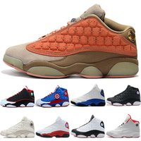 the best attitude 27896 0ced9 2019 New Top 13 13s Men Basketball Shoes Chicago He Got Game History Of Flight  Wheat Designer Shoes Athletics Sport Sneakers Size 7-13