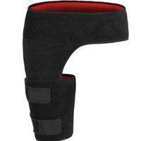 L'arrampicata flessibile protegge la coscia e la vita Facile da indossare Durevole Pratiche cosce Protezione anti-muscolo