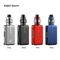 Vapor Storm Trip Suitcase Shape Kit 200W Powered by Dual 186...