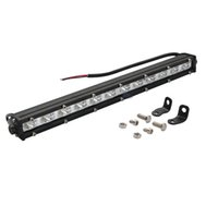 Automobiles LED Car Condução de trabalho luzes LED Bar 36W 6000K Flood spot Combo Luzes Off Road Lamp carro SUV Truck iluminação