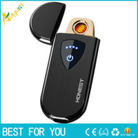 Honest Fingerprint Induction Electronic Cigarette Lighter US...