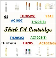Ceramic Cartridge . 5ml 1. 0ml 510 Cartridge For Thick Oil TH2...