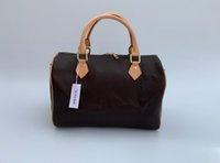 여성 메신저 가방 클래식 스타일 패션 가방 여성 가방 어깨 가방 레이디 토트 핸드백 빠른 30 센치 메터 잠금, 먼지 가방