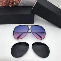 럭셔리 선글라스 망 선글라스 여성 클래식 핫 스타일 판자 금속 프레임 8478 UV400 보호 야외 안경 최고 품질