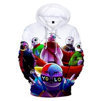 2019 neueste Undertale Sweatshirt Männer / Frauen Lustige Kawaii Hoodie Harajuku Stil Hot Game Hoodie 3D Print Undertale Pullover Mit Kapuze