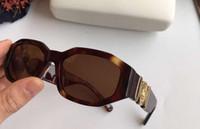 العشائر 4361 هافانا / النظارات الشمسية البني نظارات الشمس للجنسين نظارات شمسية Sonnenbrille الرجال ظلال جديدة مع صندوق