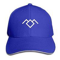 Twin Peaks Owl Cave Symbool Unisex Verstelbare Baseball Caps Sport Outdoors Zomer Hoed 8 Kleuren Hip Hop Instegde GLB Mode