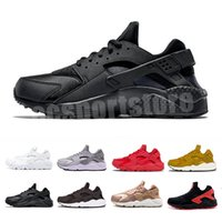 nike huarache 1.0 2.0 2020 New Style Huarache 1 Ultra Run Sports Chaussures Hommes Femmes Huaraches Chaussures de course Entraîneur Chaussures Baskets Taille US5.5--11 CC5135