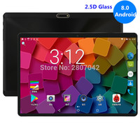 Tablet da 10 pollici 3G 4G FDD LTE Android 8.0 Octa Core 1280X800 IPS 2.5D Touch Screen RAM 4 GB ROM 64 GB GPS tablet 10 GPS Pad