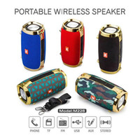 M228 Bluetooth Speakers with Strap Outdoor Portable Stereo H...