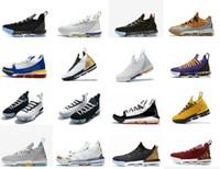 info for d693d cd8df Hommes lebron 16 chaussures de basketball multicolore Fruity Pebbles Gold  Noir Violet Léopard Rouge Garçons Filles Femmes Jeunes Enfants Baskets  Bottes avec ...