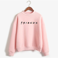 Best Friend Forever felpe Donna Amici Mostra Felpa Tv Show Regalo Best Friend Regalo Tumblr pullover anni '90 in pile Grunge Jumper