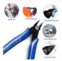 Pinze multi strumenti funzionali Wire TAGLIA-CAVI ELETTRICI taglio laterale Snips Lavare attrezzi in acciaio inox pinza a mano