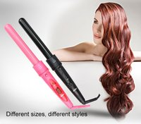 Functional Hair Curler Crazily Selling 5 in 1 Curling Wand B...