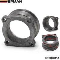 """Epman - 2,5 """"Innerdiameter 4 Bolt-downpipe Avgasfläns till 3"""" V bandadapter (Turbo) EP-CGQ41Z"""