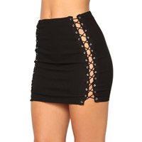 Bandage Skirt Female Pencil Skirts Skinny Sexy Skirts Summer...