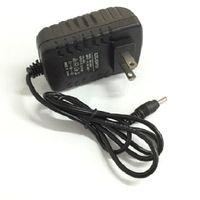 Горячие продажи США Plug адаптер питания AC110V 220V конвертер адаптер питания постоянного тока 3,5 * 1,35 мм 12V 2A 1.5A