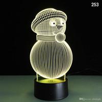 Schöne bunte LED Nachtlicht Lampe Romantische Kinder Nacht Beleuchtung für Home Kunst Dekor Beleuchtung Betrieben Batterie Touch Button Lampe