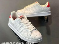 2019 Superstar Original Weiß Hologramm Schillernden Junior Gold Superstars Sneakers Originals Super Star Frauen Männer Sport Freizeitschuhe 34-44