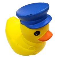 Bath Yellow Duck PU Squishy Slow Rebound Squeeze Toy Yellow ...