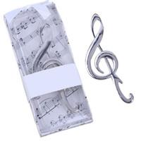 творческий подарок уникальные свадебные сувениры Симфония хром музыка Примечание бутылок свадебный подарок бесплатная доставка