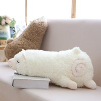 Japanese Alpacasso Plush Toys Stuffed Lying Alpaca Toys Doll...