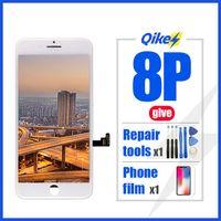 Qualité parfaite 4A pour l'iPhone 8 PLUS écran LCD Diaplay Non Dead Pixel Pantalla pour iPhone 8 PLUS LCD avec des cadeaux
