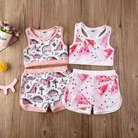 PUDCOCO Toddler Infant Baby Girl Swimwear Vest Top Short Pan...