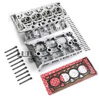 Прокладка головки блока цилиндров болты комплект для AUDI A4 A5 A6 Q5 TT 2.0 TFSI CAEB CDNC CESA