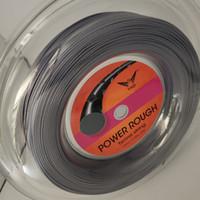 То же самое высокое качество Как Luxilon Грубый Alu питания Теннис Строка Полиэстер 200м серый цвет