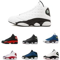 869cf1f4ccc8 13 13s zapatos de baloncesto para hombre Phantom Hyper Royal Italia Azul  Burdeos Pedernales Chicago Bred