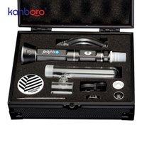 Kanboro Aquecimento Rod destacável cerâmica tubo de calor para 510 prego V3 eCube dab kit Kit vape E prego Dish Concentrado Wax Oil