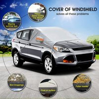 1PC PEVA Car Snow Shield Cover Protection Windshield Automob...