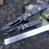 Coltello pieghevole tascabile Flipper Grossisti Tactical Survival Survival Camping Hunting Knives Utility Acciaio inossidabile Blade Outdoor EDC Tools