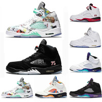 a39d0726f1e9 New Arrival. designer shoes 5s basketball shoes Outdoor sports mens shoes  Wings trainers International Flight Chicago Red Suede 5 ...