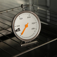 Kitchen Electric Oven Thermometer Stainless Steel Baking Ove...