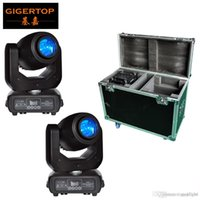 Составной 2в1 роуд Case 150W LED Moving Head Light DMX DJ Club Disco Party Stage Lighting США / AU / EU Power Plug 5 PIN беспроводного гнезда