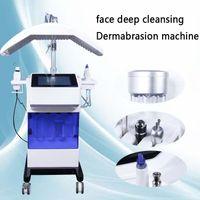 Hydra Facial skin rejuvanation Hydra Dermabrasion лицевая ткань машина скруббер кожи спрей пистолет улучшить кожу лица CE/DHL