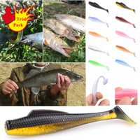 MEREDITH 8pcs Fishing Bait 80mm Fishing Lures for Fishing So...