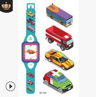 Детские мультипликационные часы Pro-environment Наклейки Игрушечный автомобиль Стили Mix Водонепроницаемые Временные татуировки Татуировки Боди-арт HA223