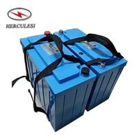 12 Volt Bateria LiFePO4 12 V 100Ah Bateria de lítio de lítio com BMS