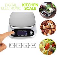 جديد 10KG / 1G الدقة الرقمية مطبخ مقياس الالكترونية ميزان الوزن دقة عالية مجوهرات الحمية الغذائية الميزان أدوات المطبخ
