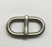 Accesorios Bandas de reloj de acero fino 304L Anillos ZULU 18 mm 22 mm Acero inoxidable Nylon pulido