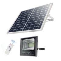 외부 실외 방수 IP65 무선 주도 태양 광 에너지 센서 정원 스포트 라이트 홍수 가로등 램프