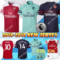 Nuevos llegados. 18 19 New Arsenal Soccer Jersey Men Kits Niños ... 21a4cb8d59b7c