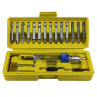 Air Screwdriver Accessory Multi- function Screwdriver Bit Hig...